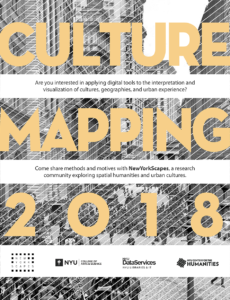 Culture Mapping 2018